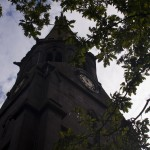 Standish Church Spire