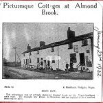 Resin Row, Almond Brook in 1932. Submitted by Stan Aspinall