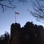 War Memorial Gatehouse, St Wilfrid's by Judith Aiken