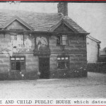 Eagle And Child public house, Market Place, late 1800s