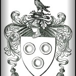 Standish family coat of arms