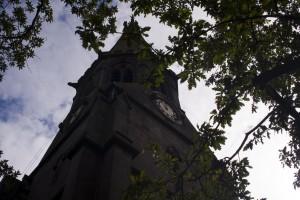Standish Church Spire