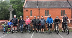 Standish Community Cycling Club ride, June 2015, by Martin Holden