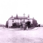 Globe pub around 1900