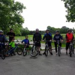 Standish Community Cycling Club ride, May 2015, by Martin Holden