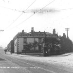 Globe pub around 1920