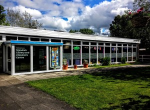 Standish Library, June 2015, by Martin Holden